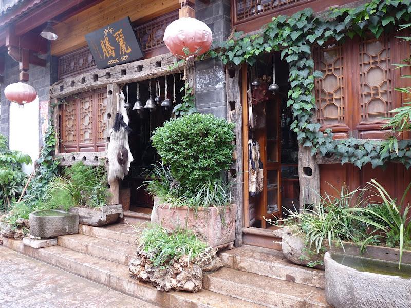Chine . Yunnan.SHA XI 2 et retour à Lijiang - P1250424.JPG