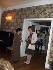Pani Elżbieta Wieczorkiewicz - autorka portretów inspirowanych muzyką Chopina