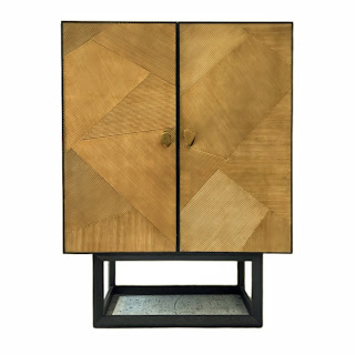 Arteriors New Gatsby Cocktail Cabinet