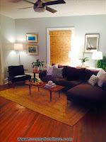 Phòng khách tươi mới đón mùa xuân hè_tin tức nội thất