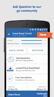 Screenshot of Goibibo: Book Hotel Flight Bus