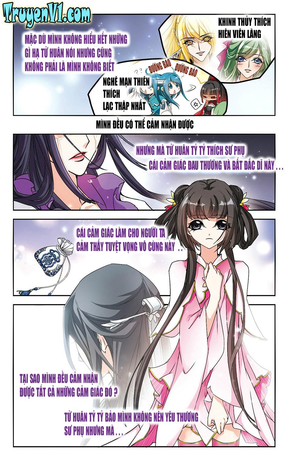 Hoa Thiên Cốt Chap 107 - Trang 5