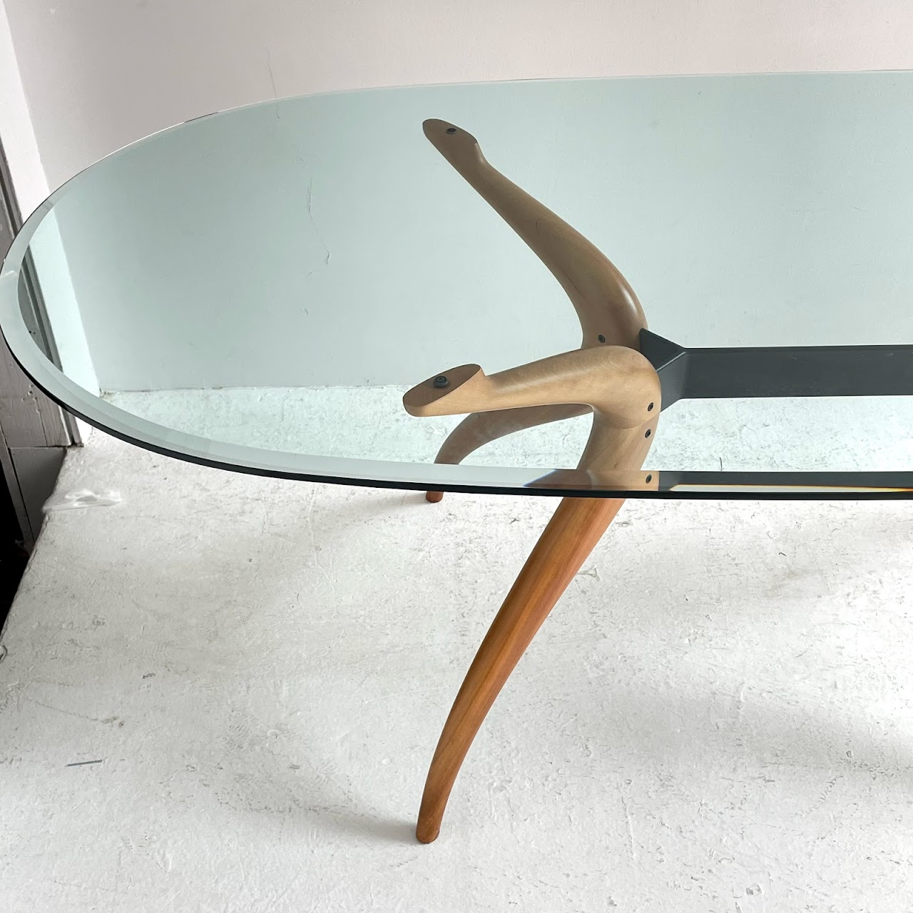 Contemporary Dining Table Set