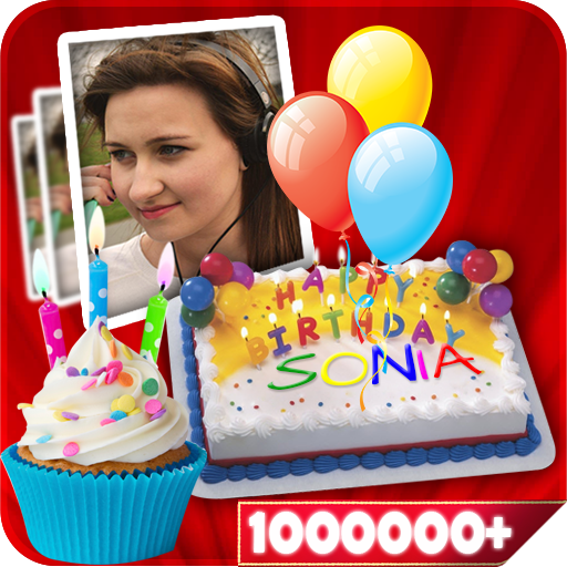 Name On Birthday Cake - Photo, birthday, cake file APK for Gaming PC/PS3/PS4 Smart TV