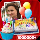 Name On Birthday Cake - Photo, birthday, cake file APK Free for PC, smart TV Download