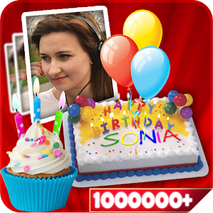 Name on birthday cake photo birthday cake android apps on name on birthday cake photo birthday cake publicscrutiny
