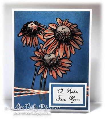 Sunflowers_bleachedcards_ocm