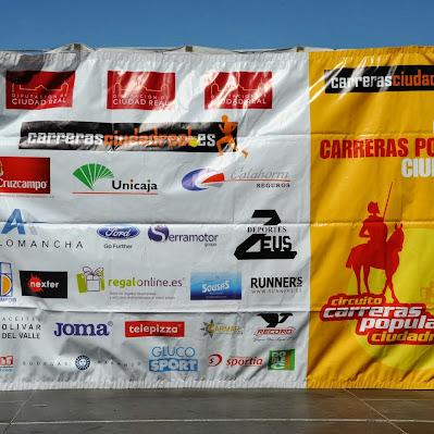 Media Maratón de Puertollano 2013 - Trofeos