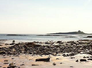 Embleton at Low Tide, Embleton Guide, Northumberland