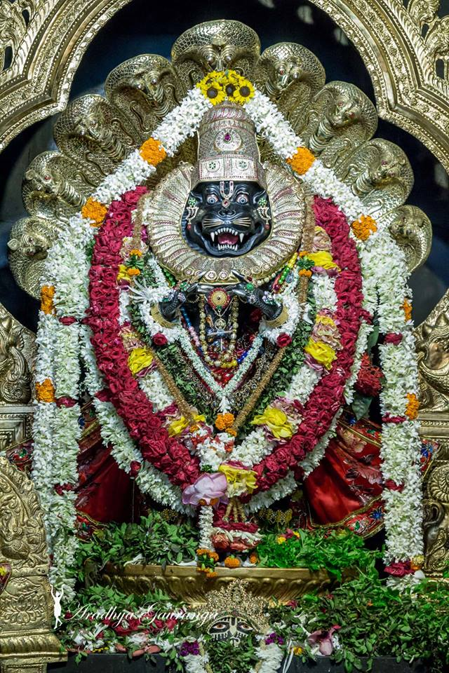 ISKCON Mayapur  Deity Darshan 22 July 2016 (22)