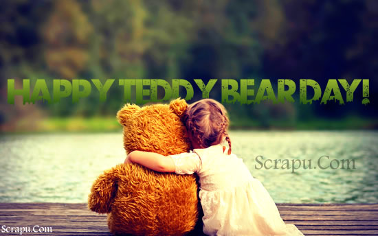 Teddy-Bear-Day wallpaper Happy Teddy Bear Day