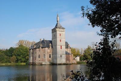Holsbeek, Sint-Pieters-Rode, kasteel van Horst