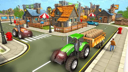 Farmland Tractor Farming - Farm Games 1.3 screenshots 4