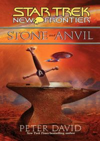 Stone and Anvil By Peter David