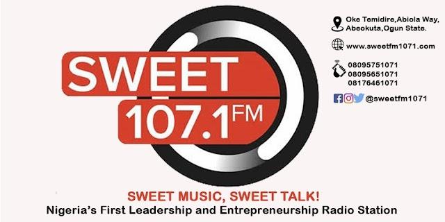Nigeria's First Entrepreneurship 'Radio' Sweet FM, Wares New Look