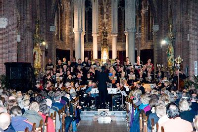 Scratch St Nicolas Cantata Noordelijk Koorfestival 2011