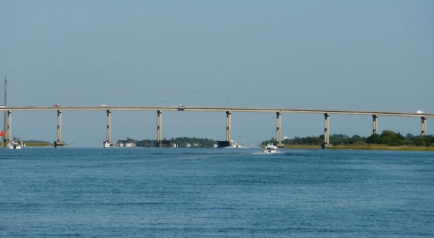 Emerald Isle NC Bridge