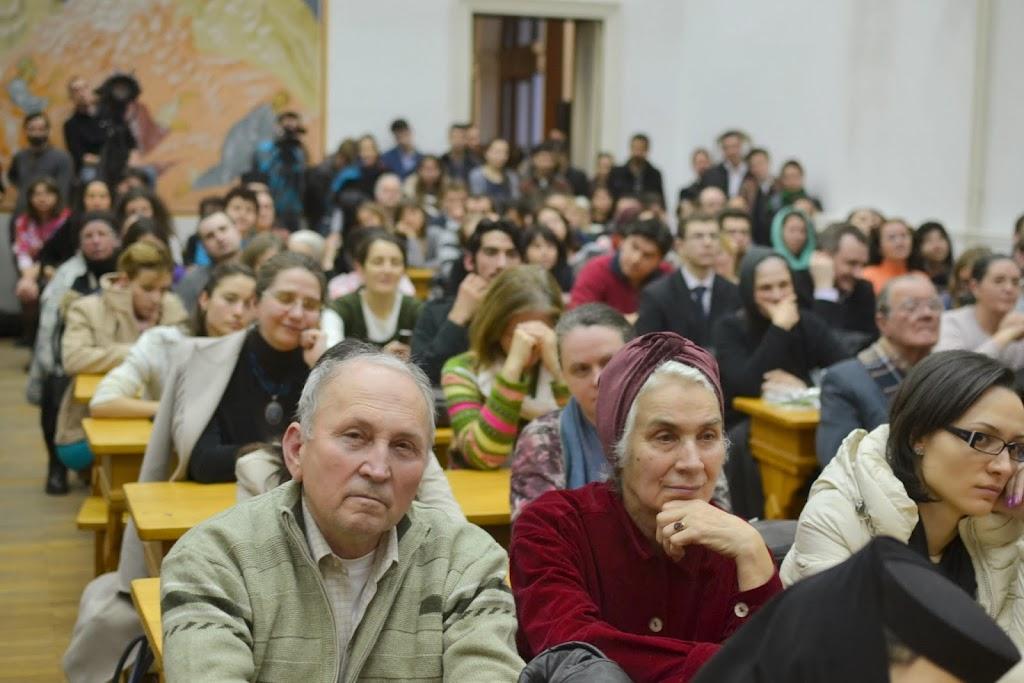 Seara cultural duhorvniceasca la FTOUB 153