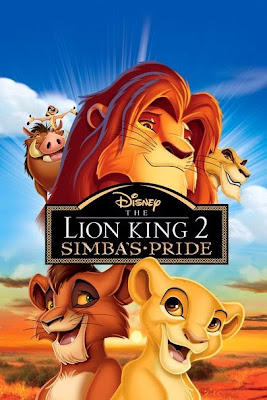 The Lion King 2: Simba's Pride (1998) BluRay 720p HD Watch Online, Download Full Movie For Free