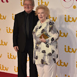 OIC - ENTSIMAGES.COM - Chris Steele and Denise Robertson at the  ITV Gala in London 19th November 2015 Photo Mobis Photos/OIC 0203 174 1069