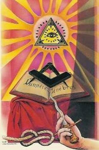 A Secret Freemasons View Of Old Age And Death