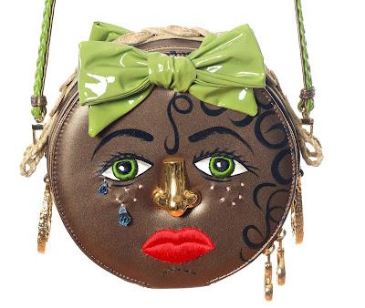 Inés Figaredo Big Girl Face Bag