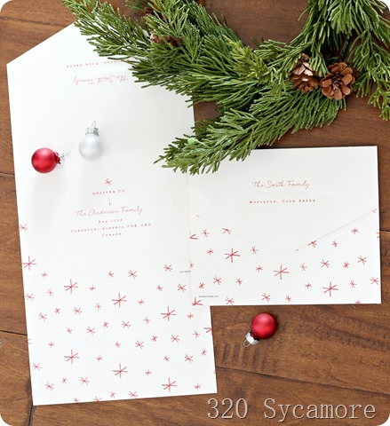 Minted Christmas Cards.Minted Christmas Card Deal Featuring New All In One Cards