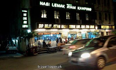 Restoran Nasi Lemak Ayam Kampung