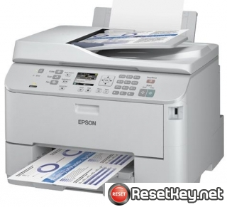 Reset Epson WPM-4521 printer Waste Ink Pads Counter