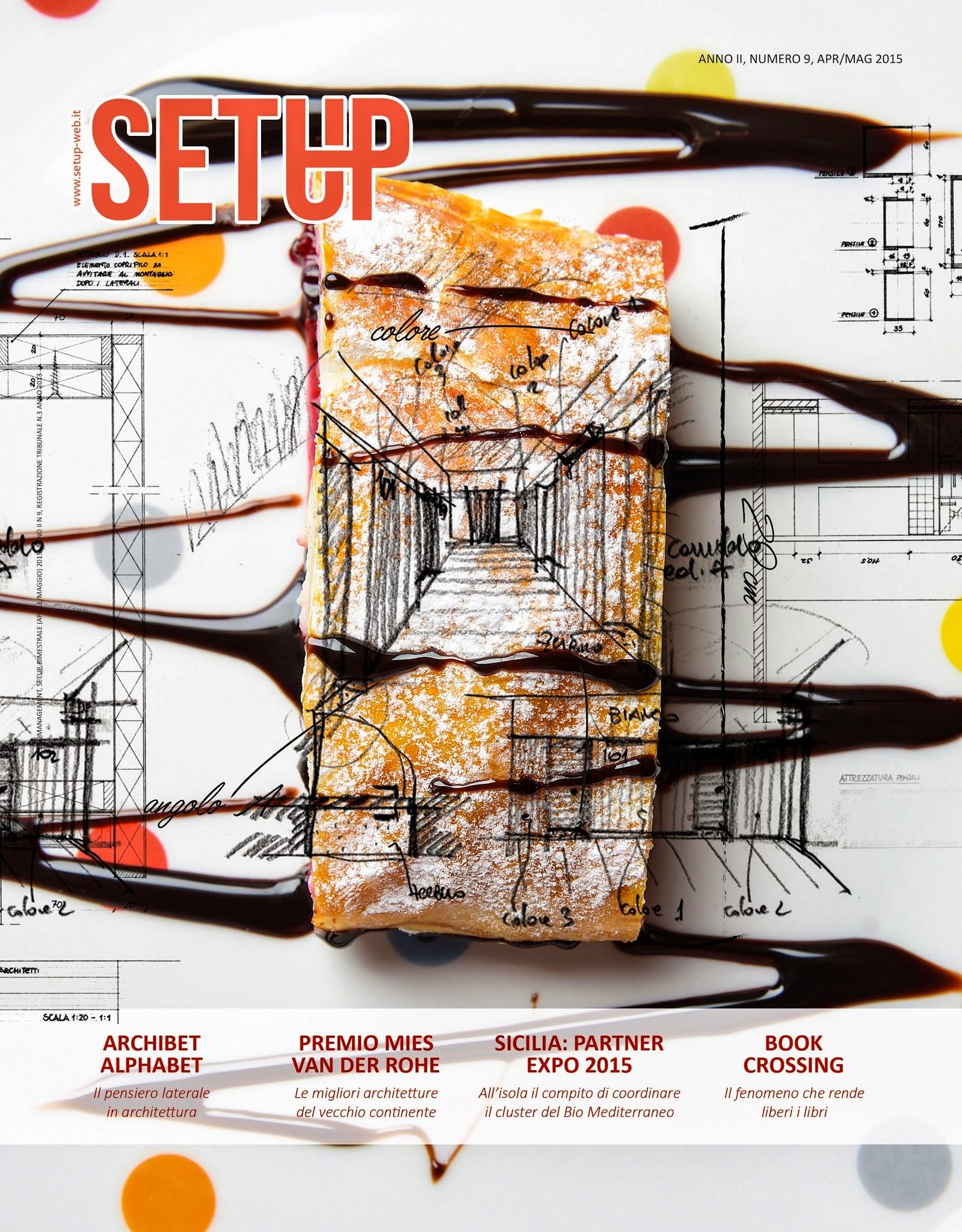 Setup N°9 - Cover