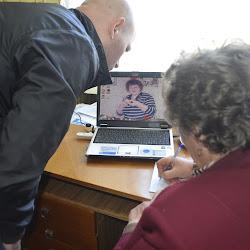 Обучающее занятие «Особенности организации обучения компьютерной грамотности граждан старшего поколения» (Кировский СДК)
