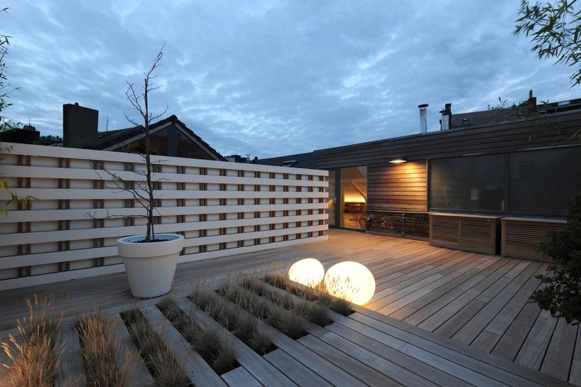 *比利時Liège的時空閣樓:Daniel Dethier柔美的衝突設計! 9