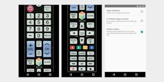 cara mengubah hp android menjadi remote TV dengan aplikasi