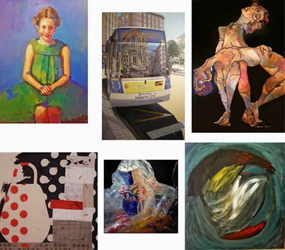 Venta de pinturas, dibujos y retratos; Del pintor profesional al comprador