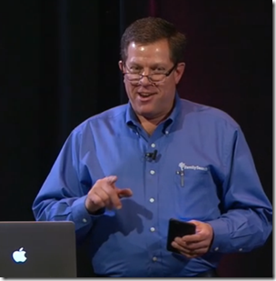 Robert Kehrer presented at RootsTech 2016.
