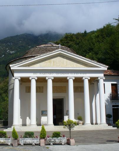 Il Santuario Madonna del Covolo (Crespano del Grappa)