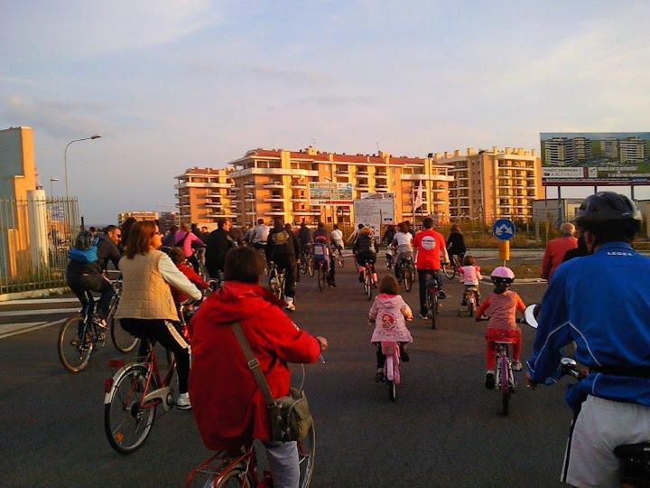 halloween in bici 2011 pomezia