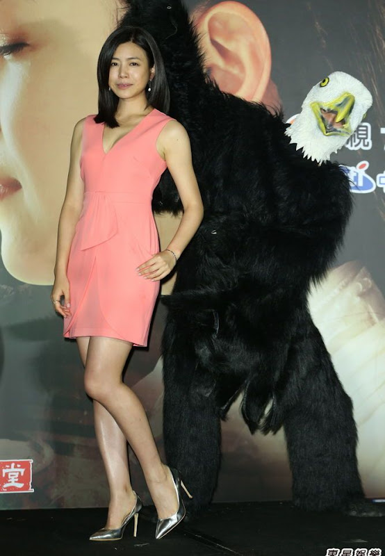Michelle Chen China Actor