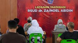 Update Kasus Covid-19 di Aceh 8 Oktober 2021