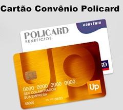 Cartão Convênio Policard