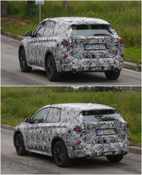 2016 BMW X1 Changes