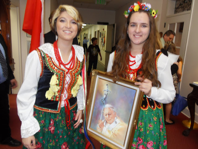 Wielkie Święto Polskiego Apostolatu! - SDC13407.JPG