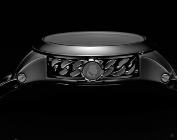 Karl Lagerfelds Uhrenkollektion für Fossil