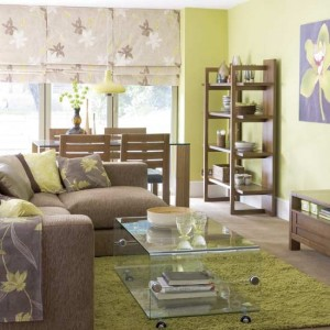 Living room furniture green apple fashion qe for Apple green living room ideas