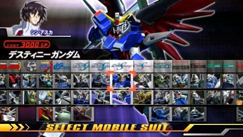 Gundam Battle Universe Psp English Patch