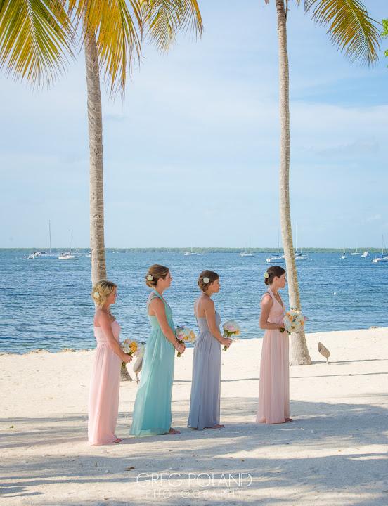 A Glamorous Rustic Beach Wedding In Florida Fl Keys