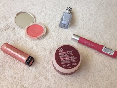 Favourite beauty products for April