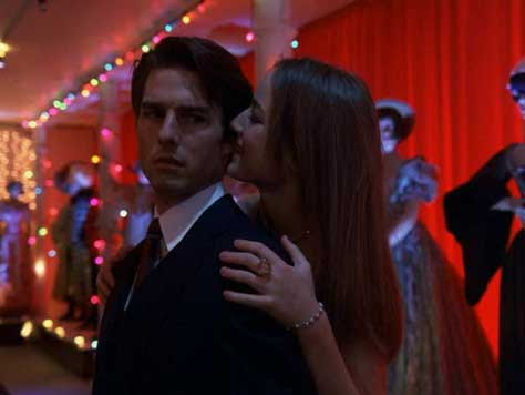 Tom Cruise en Eyes Wide Shut