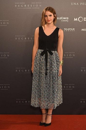 Emma Watson-Regression-Madrid