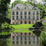 Arboretum de la Vallée-aux-Loups : maison du parc